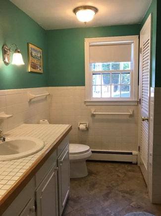 Brewster Cape Cod vacation rental - Guest Bathroom (2nd Floor)