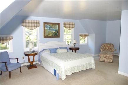 Eastham Cape Cod vacation rental - Large master bedroom with queen bed