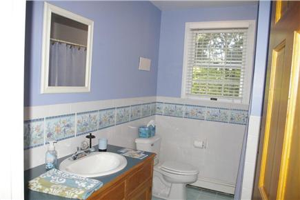 Eastham Cape Cod vacation rental - Bath with shower