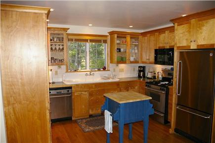 Eastham Cape Cod vacation rental - Beautiful kitchen
