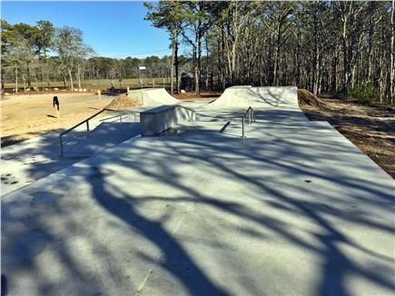 Chatham Cape Cod vacation rental - Volunteer Park, just 1/4 mile away, with skateboard ramps