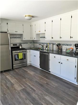 Chatham Cape Cod vacation rental - Renovated kitchen with new stainless appliances