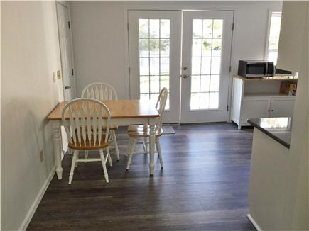 Chatham Cape Cod vacation rental - Dining area off kitchen