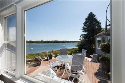 Orleans Cape Cod vacation rental - View from Master Bedroom