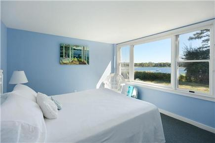 Orleans Cape Cod vacation rental - Bedroom three - queen bed with Full Bath down the hall