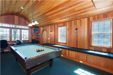 Orleans Cape Cod vacation rental - Recreation Room with Pool Table and Full Bath