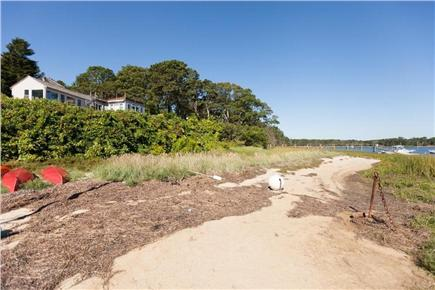 Orleans Cape Cod vacation rental - Beach at house -  launch canoe, kayak, sail boats or quick dip