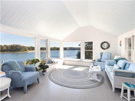 Orleans Cape Cod vacation rental - Sunny living area with stunning views