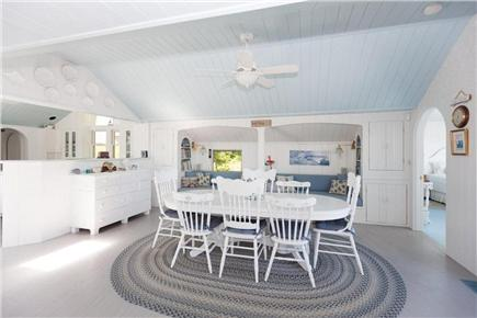 Orleans Cape Cod vacation rental - Dining area seats 8 comfortably