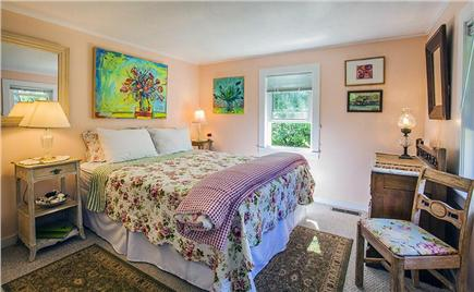 Wellfleet Cape Cod vacation rental - Second bedroom with queen bed.