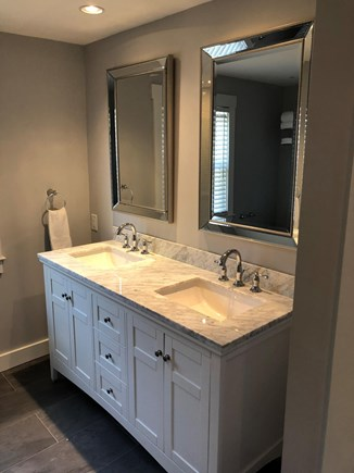 West Yarmouth Cape Cod vacation rental - New master bath