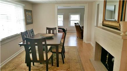 West Yarmouth Cape Cod vacation rental - Dining room