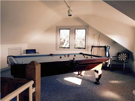 Provincetown Cape Cod vacation rental - Brunswick pool table