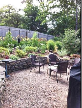 Brewster Cape Cod vacation rental - Outdoor Dining Area