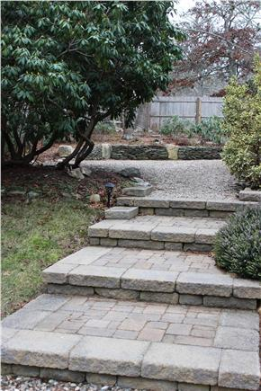 Brewster Cape Cod vacation rental - Front steps