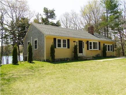South Yarmouth Cape Cod vacation rental - House with water access in the back