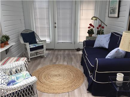 Hyannis Cape Cod vacation rental - Cozy sun room