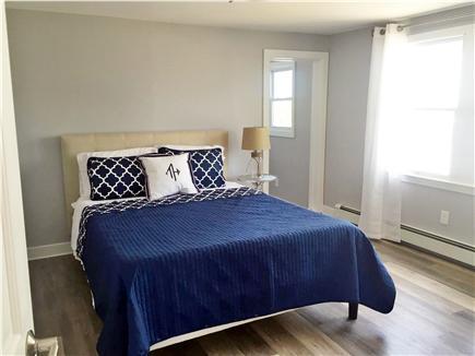 Dennis Port Cape Cod vacation rental - Queen bedroom (has cellular shades)