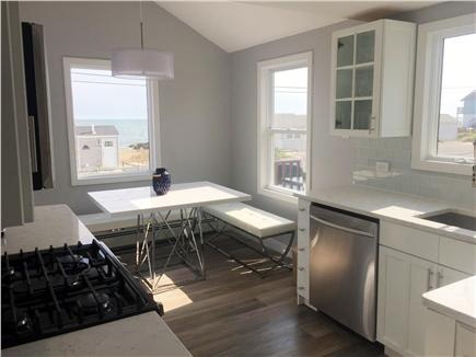Dennis Port Cape Cod vacation rental - Kitchen with ocean views from every window