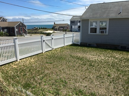 Dennis Port Cape Cod vacation rental - Ocean views from backyard