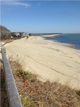 Mashpee, Popponesset Cape Cod vacation rental - Beautiful Popponessett Beach only a few houses away