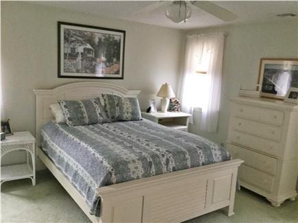 Mashpee, Popponesset Cape Cod vacation rental - Second floor bedroom with queen bed