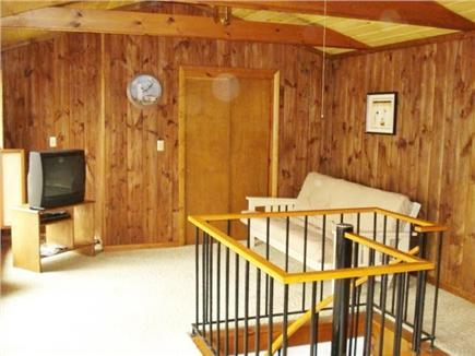 Eastham Cape Cod vacation rental - Upstairs room with TV and DVD player