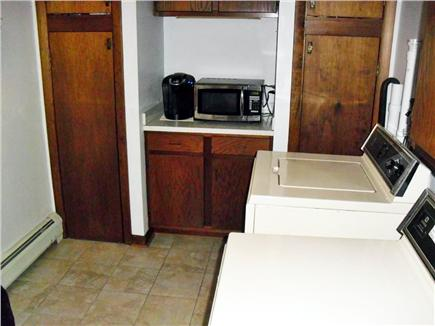 Eastham Cape Cod vacation rental - Washer & dryer, Keurig, drip coffee and microwave
