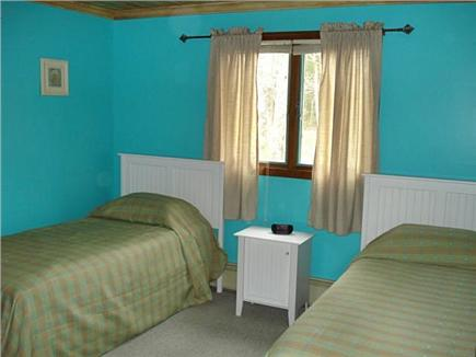 Eastham Cape Cod vacation rental - Bedroom 3 with two twin beds