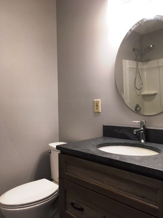Brewster Cape Cod vacation rental - Guest Bathroom (1st Floor)
