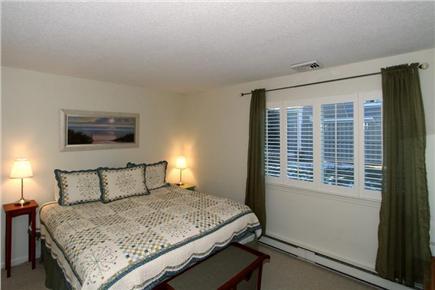 Brewster Cape Cod vacation rental - Master Bedroom (1st Floor)