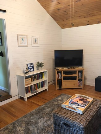 Dennis Cape Cod vacation rental - Relax in the family room reading or watching TV