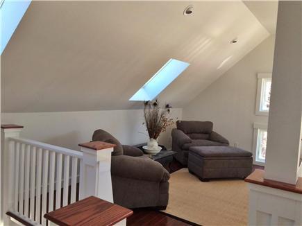 Wellfleet Cape Cod vacation rental - Quiet reading nook in loft area