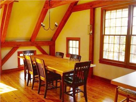 Wellfleet Cape Cod vacation rental - Dining