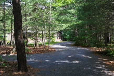 S. Yarmouth Cape Cod vacation rental - Driveway