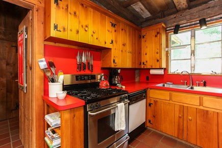 S. Yarmouth Cape Cod vacation rental - Kitchen