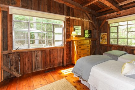 S. Yarmouth Cape Cod vacation rental - Bedroom with 2 twins