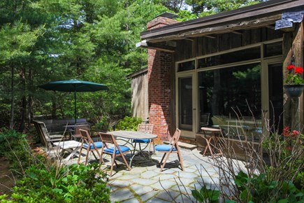S. Yarmouth Cape Cod vacation rental - Patio