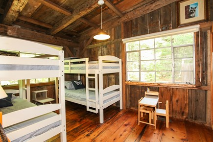 S. Yarmouth Cape Cod vacation rental - Bunk room