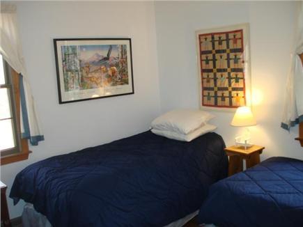 Wellfleet Cape Cod vacation rental - Bedroom with 2 twin beds