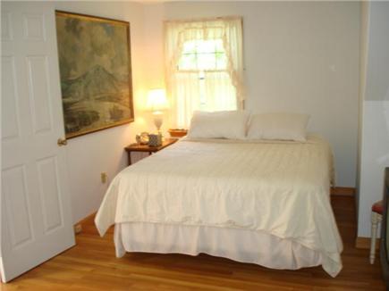 Wellfleet Cape Cod vacation rental - Main bedroom on 2nd floor with loft