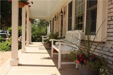 West Yarmouth Cape Cod vacation rental - Front Porch for relaxing