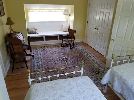 West Yarmouth Cape Cod vacation rental - Bedroom 2 with two twin beds