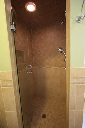 West Yarmouth Cape Cod vacation rental - Upstairs Shower