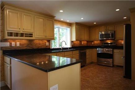 West Yarmouth Cape Cod vacation rental - Modern Kitchen with stainless steel appliances