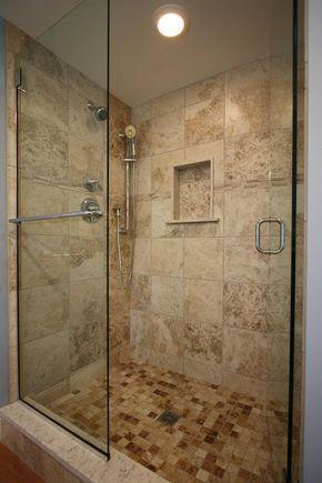 West Yarmouth Cape Cod vacation rental - Master Shower