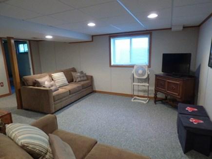 Dennis Cape Cod vacation rental - Finished basement