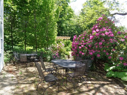 Wellfleet Cape Cod vacation rental - Lovely Outdoor Dining