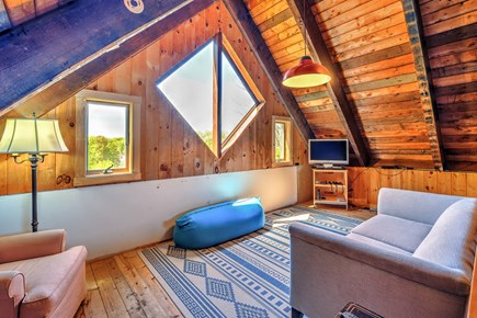 Wellfleet Cape Cod vacation rental - The upstairs of the barn is for guest use