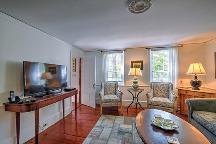Wellfleet Cape Cod vacation rental - One TV in house and one TV in the guest barn
